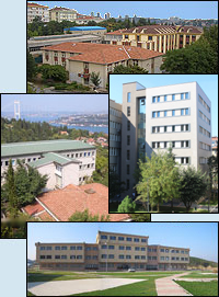 Bogazici University - YADYOK Campus